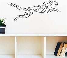 adesivo murale 3d bambini Decorazione geometrica