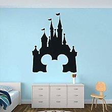 adesivo murale 3d bambini Disney Mickey Mouse