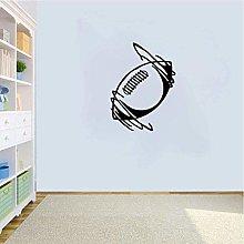 Adesivo murale 40 5 cm * 55 cm wall sticker calcio