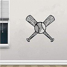 Adesivo murale 48 cm * 44 5cm Sport estremo Sport