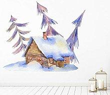 Adesivo murale 60×90cm Adesivo murale natalizio