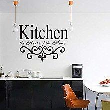 Adesivo Murale Adesivo Cucina Cuori Di Casa