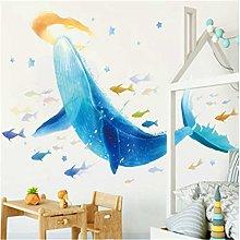 Adesivo Murale Adesivo Murale Balena Grande,