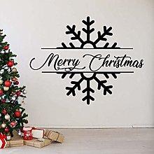 Adesivo Murale Adesivo Murale Buon Natale Scena Di