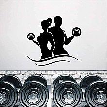 Adesivo murale Adesivo murale PVC Sollevamento