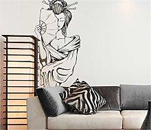 Adesivo Murale Adesivo Muro Disegni Donna