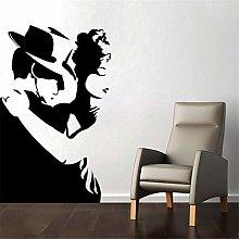 adesivo murale adesivo muro Tango Dance Home Decor
