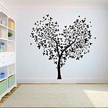Adesivo murale albero Camera da letto albero della