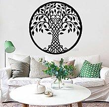 Adesivo murale albero della vita parete albero