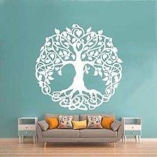 Adesivo murale albero sacro Albero della vita