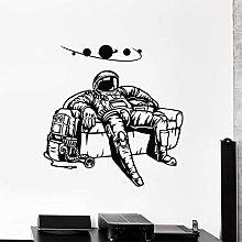 Adesivo murale astronauta Adesivo astronauta