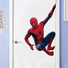 Adesivo murale Avengers Spider-Man 3d Stereo
