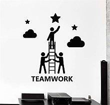 adesivo murale bambini Azienda di lavoro di squadra