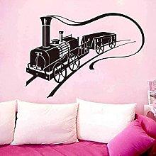 Adesivo murale Camera da letto rimovibile Adesivo