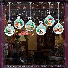 Adesivo Murale Carta Da Parati Poster Buon Natale