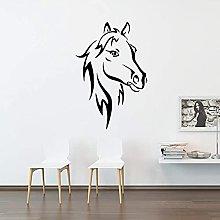Adesivo Murale Cavallo Decorazione Murale