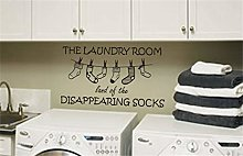 adesivo murale cucina The Laundry Room Land Of The