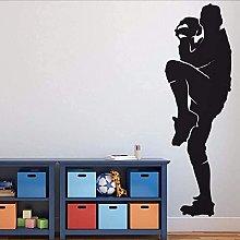 Adesivo Murale Decal Boy Famoso Evento Sportivo