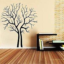 Adesivo Murale Decalcomania 57X70 Cm Albero Carino