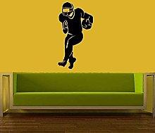 Adesivo Murale Decalcomania Murale 31X60Cm Funny