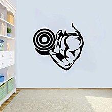 Adesivo Murale Decalcomania Murale 39X37 Cm