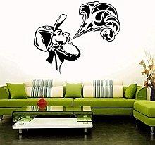 Adesivo murale Decalcomania per vinile Adatto per