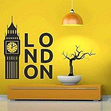 Adesivo Murale Decalcomanie, Londra, Inghilterra,