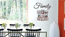 Adesivo murale decorativo murale Bartender Family