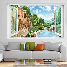 Adesivo Murale Decorativo Per Casa Con Effetto