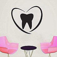 Adesivo murale dentista Decorazione clinica