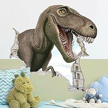 Adesivo murale - Dinosaur T - Rex Dimensione L×H: