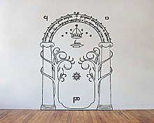 Adesivo murale Il Signore degli Anelli: Moria