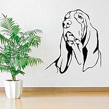 Adesivo murale in vinile rimovibile Adesivo murale
