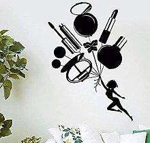 Adesivo murale in vinile rimovibile nail art