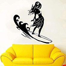 Adesivo murale in vinile rimovibile soggiorno