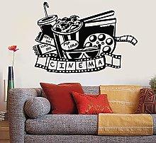 Adesivo murale Movie TV Movie Strip Movie House