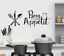 Adesivo murale murale decorativo 3 cucina buona