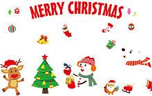 Adesivo murale natalizio Adesivo decorativo