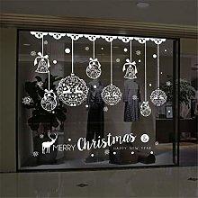 Adesivo murale natalizio Decorazioni per la casa