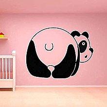 Adesivo Murale Panda Animale Carino Bambini Camera