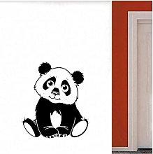 Adesivo Murale Panda Carino Adesivo Murale Adesivo