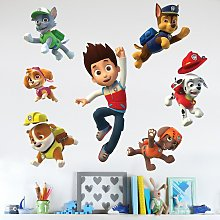 Adesivo murale - PAW Patrol - On Mission With