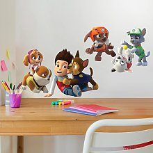 Adesivo murale - PAW Patrol - Playing Time With
