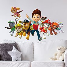 Adesivo murale - PAW Patrol - Use With Ryder