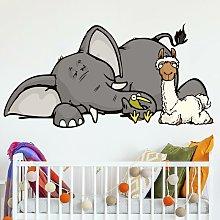 Adesivo murale per bambini - NICI Amici della