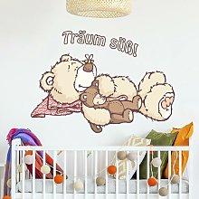 Adesivo murale per bambini - NICI Classic Bears