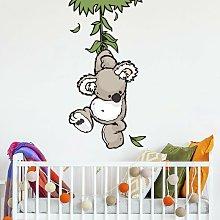 Adesivo murale per bambini - NICI Wild Friends