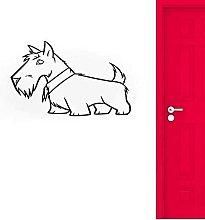 Adesivo Murale Per Cameretta Per Cani Adesivo Per