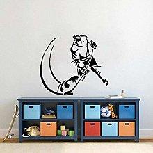 Adesivo murale per cucina e palestra