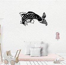 Adesivo murale pesce PVC baby room DIYPVC